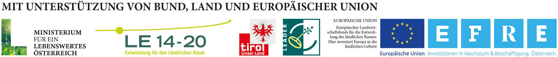 Logoleiste EFRE Bund